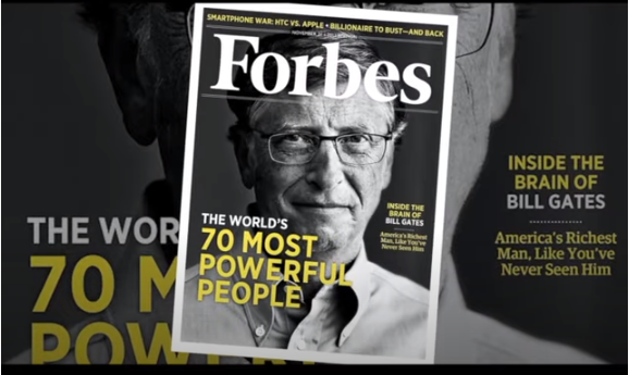 BILL GATES – DELETED DOCUMENTARY – Must see.